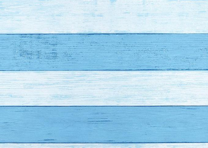 Eco Friendly Sky Blue Contemporary Wall Coverings Mediterranean Style , CSA Certificate
