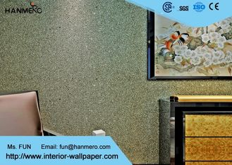 Custom Modern Removable Wallpaper , Low Flammability Decorative Wall Covering