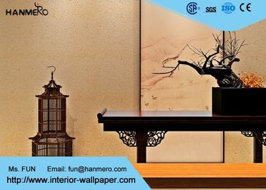 Living Room Asian Inspired Wallpaper , Family Room Wallpaper With Heavy Weight