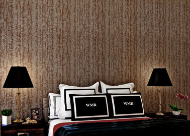 Economical Solid Color Classic Non Woven Wallpaper For Adult Bedroom