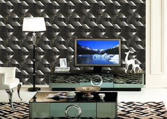 Mould - Proof Removable home decoration wallpaper With Geometric Pattern