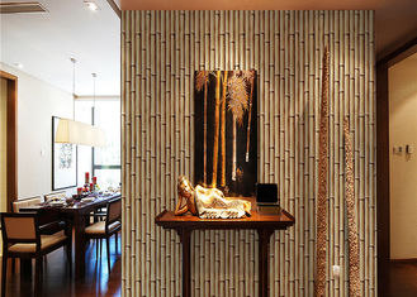 Nature Bamboo 3d Home Wallpaper , Living Room 3d Effect Wallpaper For Walls