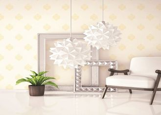 Simple Chinese Classical Back To The PVC pattern Living Room Wallpaper With CE/ISO/SGS/CSA
