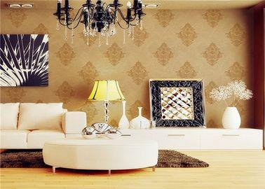 Custom Made Economical Soft Glitter European Style Wallpaper For House