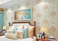 Removable Moisture proof Country Style Wallpaper for Bedroom / TV Background