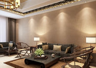 China Embossed 3D Home Wallpaper , Contemporary Home Interior Wallpaper with Vinyl Coated Paper factory