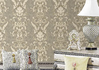 China Width Moisture Resistant Wallpaper Mold Proof With Printed Surface Treatment , Pattern Optional company