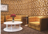 PVC Eco-friendly 0.53*10M Fantasy Modern Removable Wallpaper With 3D Effect