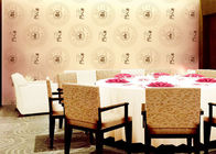 China Chinese Works And Patterns Room Decoration Asian Inspired Wallpaper With PVC Material For Hotel factory