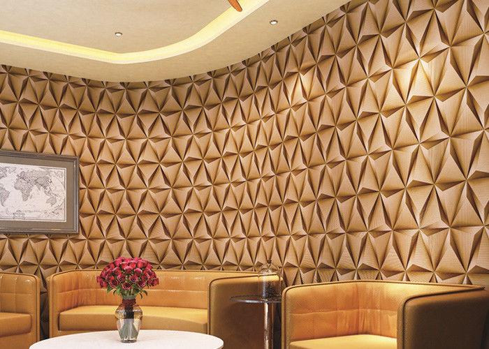 modern foam vinyl embossed wallpaper interior design wall paper with 3d effect. Black Bedroom Furniture Sets. Home Design Ideas