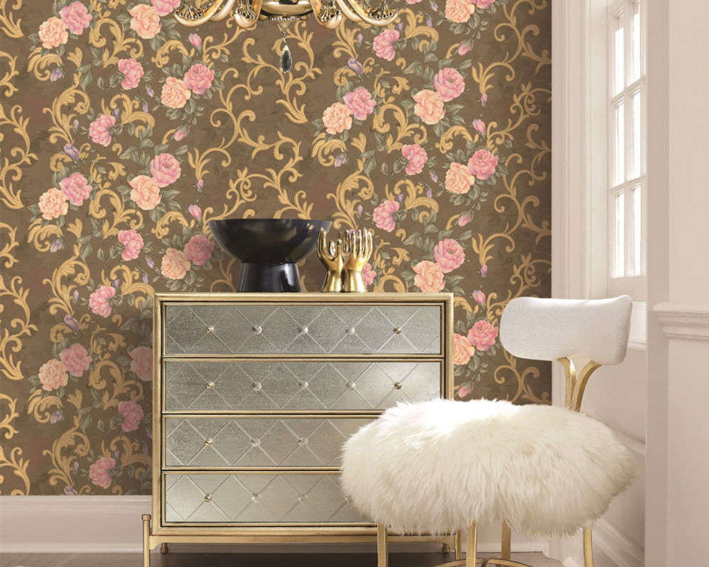 Strippable Home Decoration Wallcovering